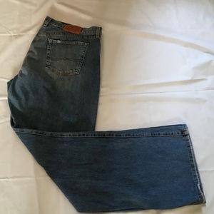 Lucky Brand Relaxed Boot Leg Zipper Fly Jeans 40